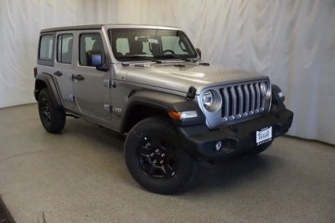 Other Vehicles You May Like. New 2018 JEEP Wrangler Unlimited Sport