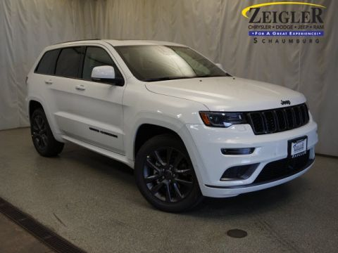 NEW 2018 JEEP GRAND CHEROKEE HIGH ALTITUDE 4X4