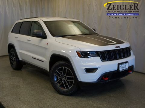 NEW 2018 JEEP GRAND CHEROKEE TRAILHAWK® 4X4