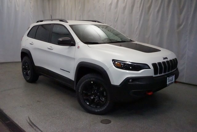 New 2019 JEEP Cherokee Trailhawk Sport Utility in ...