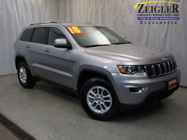 Certified Pre Owned 2018 Jeep Grand Cherokee Laredo