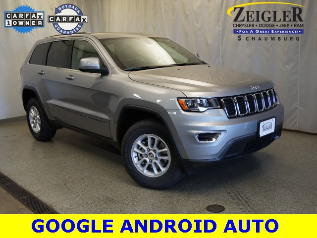 certified pre owned 2018 jeep grand cherokee laredo 4d sport utility in schaumburg 180395. Black Bedroom Furniture Sets. Home Design Ideas