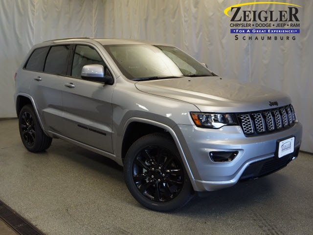 new 2018 jeep grand cherokee altitude sport utility in schaumburg 180403 zeigler chrysler. Black Bedroom Furniture Sets. Home Design Ideas