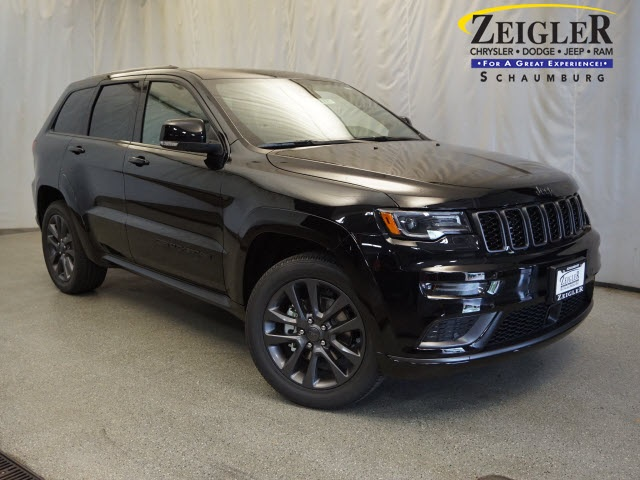 new 2018 jeep grand cherokee high altitude sport utility in schaumburg 180105 zeigler. Black Bedroom Furniture Sets. Home Design Ideas