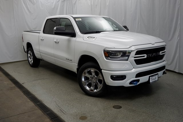 All New 2019 Dodge Ram 1500 Big Horn American Pickup Official