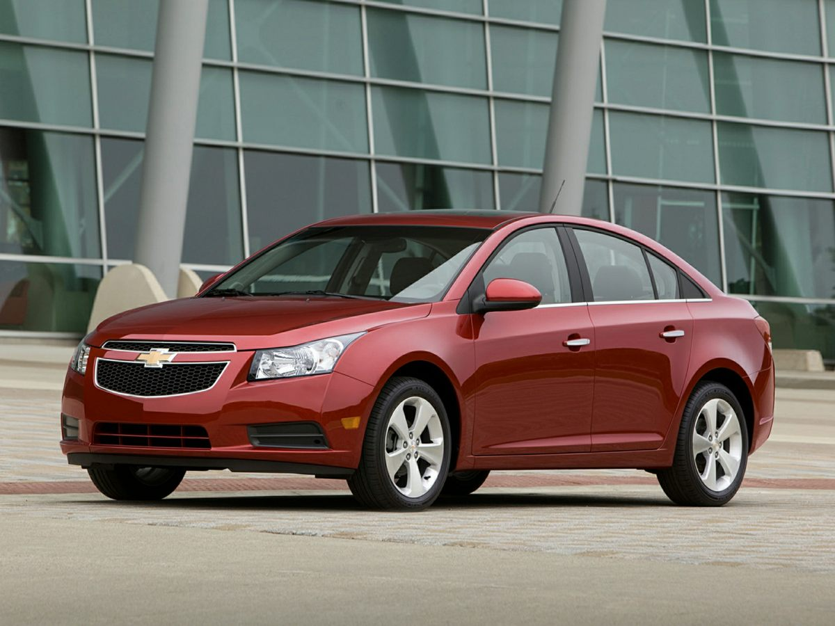 Cruze chevy cruze 2012 : Pre-Owned 2014 Chevrolet Cruze LTZ 4D Sedan in Schaumburg ...