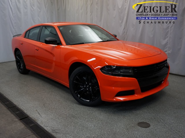 Shop the New 2018 Dodge Charger SXT!