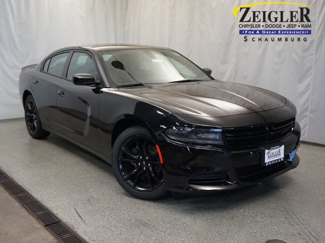 2018 Dodge Charger >> New 2018 Dodge Charger Sxt 4d Sedan In Schaumburg 180489