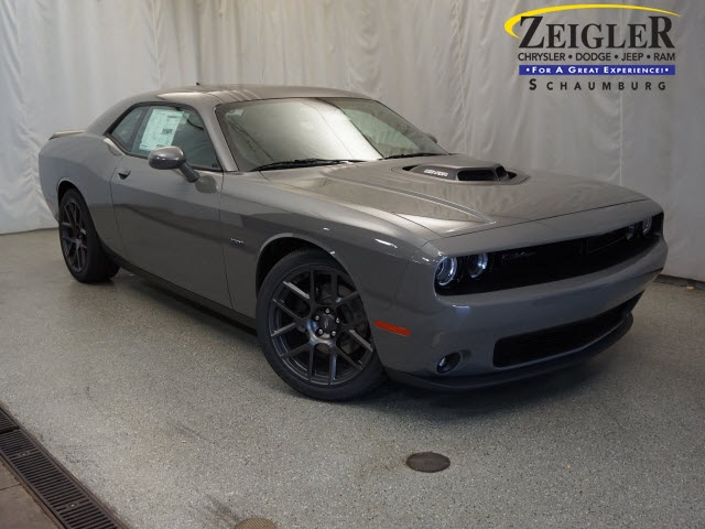 New 2018 Dodge Challenger R/T Coupe in Schaumburg #180235 | Zeigler Chrysler Dodge Jeep Ram of ...