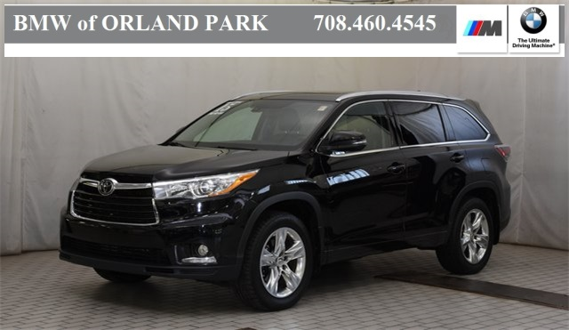 2015 Toyota Highlander For Sale >> Pre Owned 2015 Toyota Highlander Limited 4d Sport Utility In