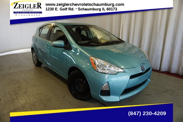 Awesome Pre Owned 2012 Toyota Prius C Three