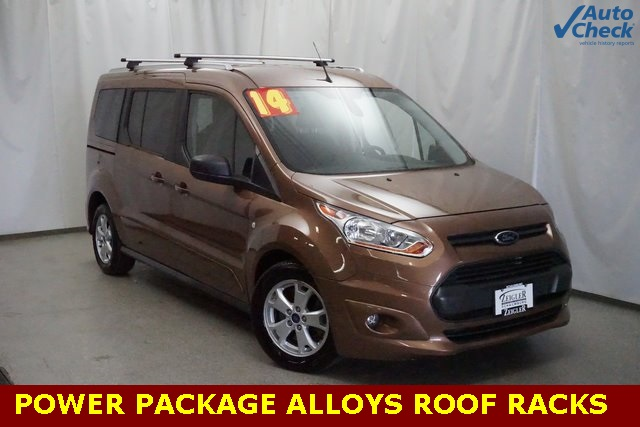 cb389168b5ca95 Pre-Owned 2014 Ford Transit Connect XLT 4D Wagon in Schaumburg ...
