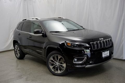 New 2019 JEEP Cherokee Overland
