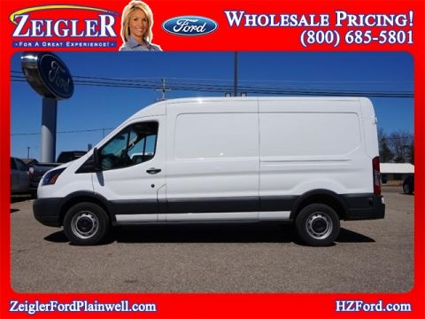Pre-Owned 2018 Ford Transit-250 Extended Cargo Van