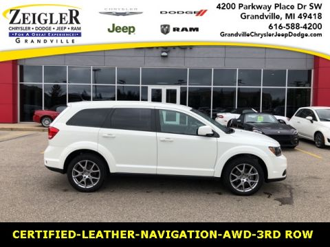 Pre-Owned 2017 Dodge Journey GT