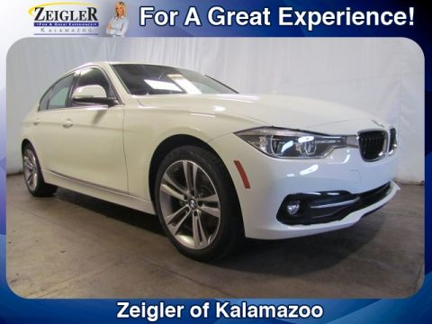 Pre-Owned 2018 BMW 3 Series 328d xDrive